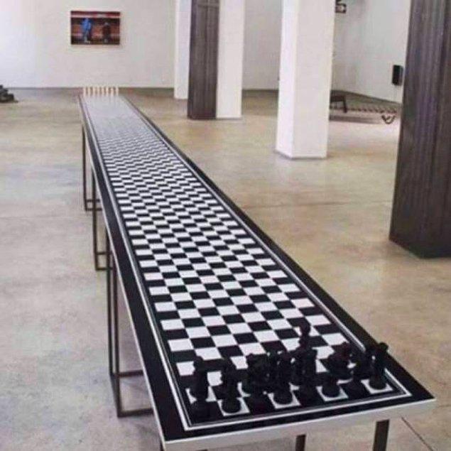 10. Dünyanın en uzun satranç oyunu olmaya aday...