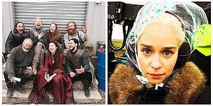 """Соскучились? 15 фото из инстаграмов актеров ''Игры престолов"""", сделанных в моменты между съемками"""