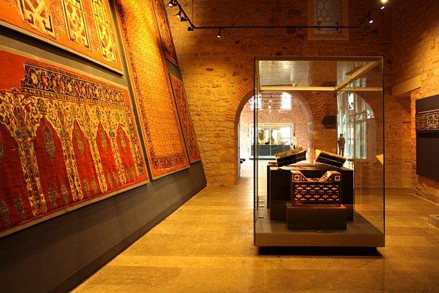 21. İstanbul Türk ve İslam Eserleri Müzesi