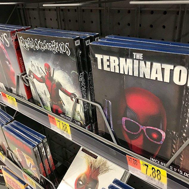 Deadpool'un ele geçirdiği bu filmler ciddi ciddi Walmart marketlerde yerini aldı bile.