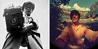 Без передней камеры и фильтров в Инстаграм? 15 селфи XX века, которые точно вас удивят!