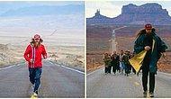 """Этот человек претворил в жизнь легендарную сцену из фильма """"Форрест Гамп"""", пробежав 25 тысяч километров!"""
