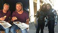 Благодаря этим фото Мстителей с их дублерами актеры кажутся уже не такими крутыми