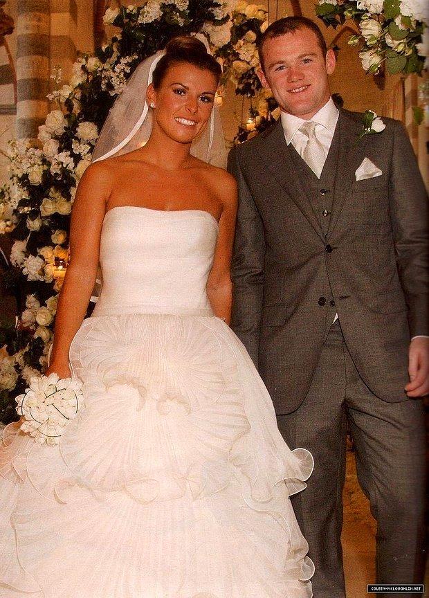 Wayne Rooney ve Coleen McLoughlin