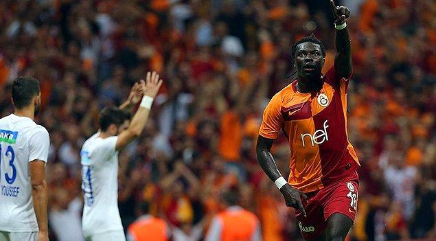 5. Hafta: Galatasaray 2-0 Kasımpaşa