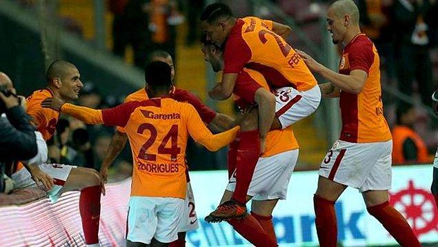 11. Hafta: Galatasaray 5-1 Gençlerbirliği
