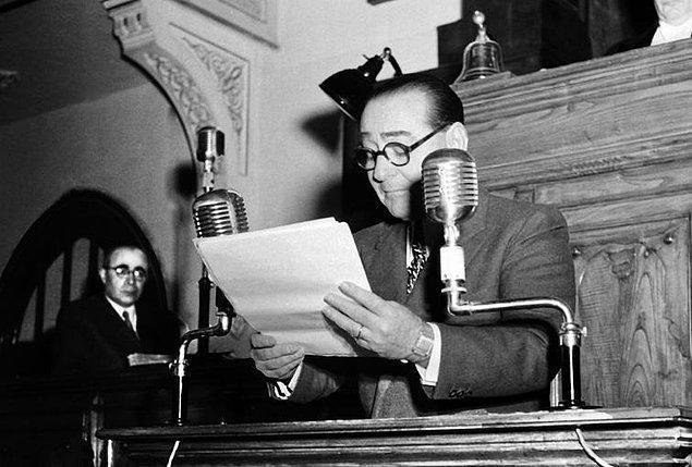 Demokrat Parti 7 Ocak 1946'da kurulmuştu ve bundan sadece 6 ay sonra seçimlere gidiliyordu.