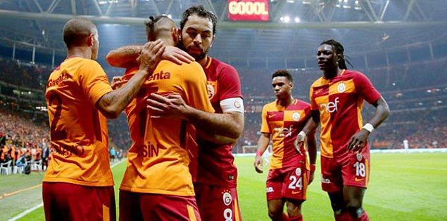 13. Hafta: Galatasaray 2-0 Alanyaspor