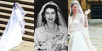 20 самых культовых королевских свадебных платьев в истории