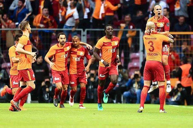27. Hafta: Galatasaray 2-1 Trabzonspor