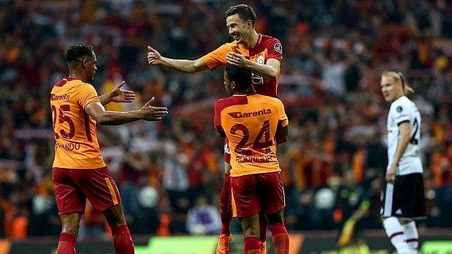 31. Hafta: Galatasaray 2-0 Beşiktaş