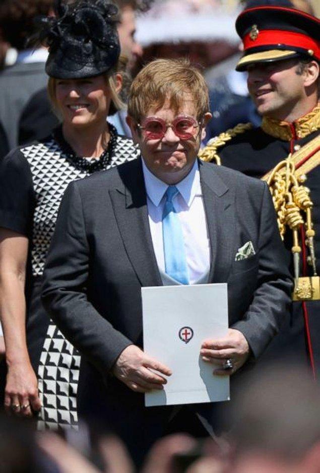 12. Elton John