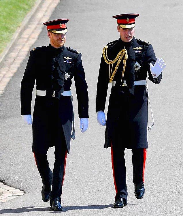 Bonus 2: Prens Harry ve Prens William