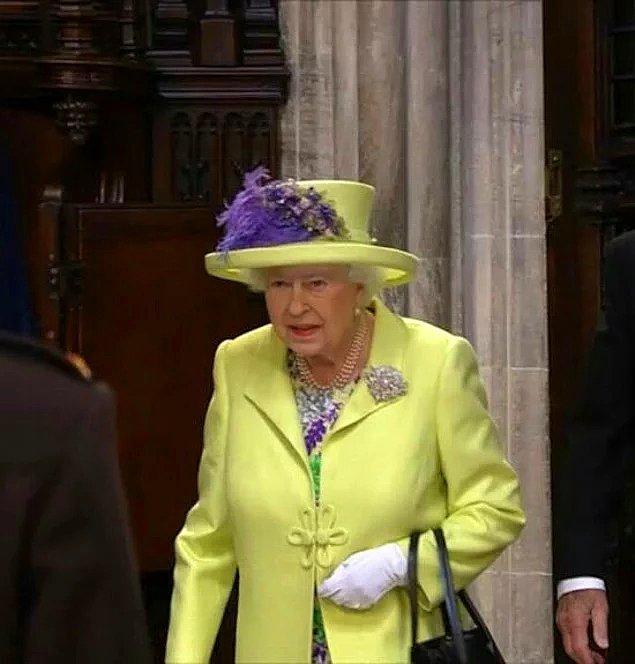 Bonus 3: Kraliçe II. Elizabeth