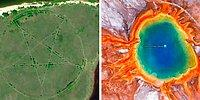 20 криповых фото со спутника Google карт, которые заставят вас поверить в дьявола