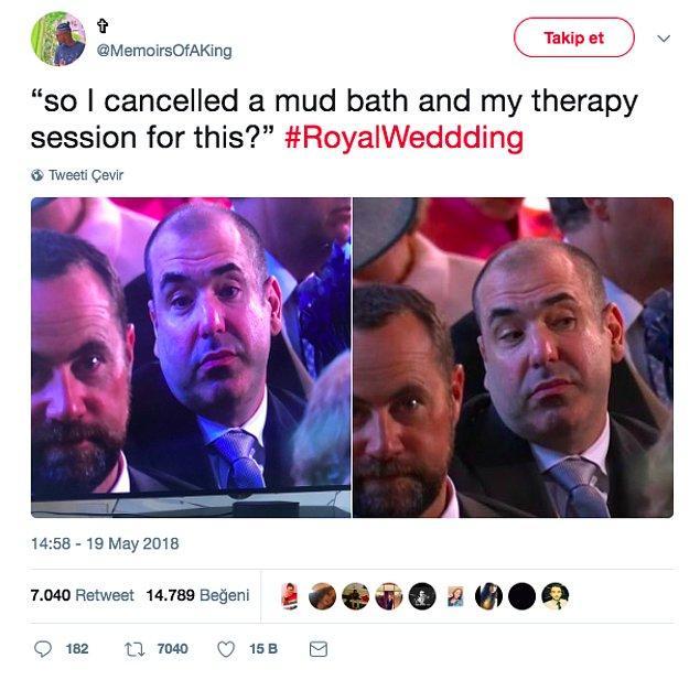 3. Kraliyet düğününde kıskançlık seviyem: