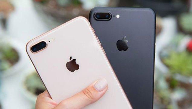 3. iPhone 8 SAR Değerleri