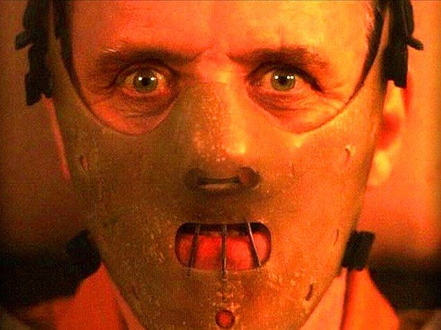 Hannibal Lecter!