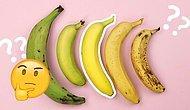 А какой банан выбрали бы вы? От этого зависит ваше здоровье!
