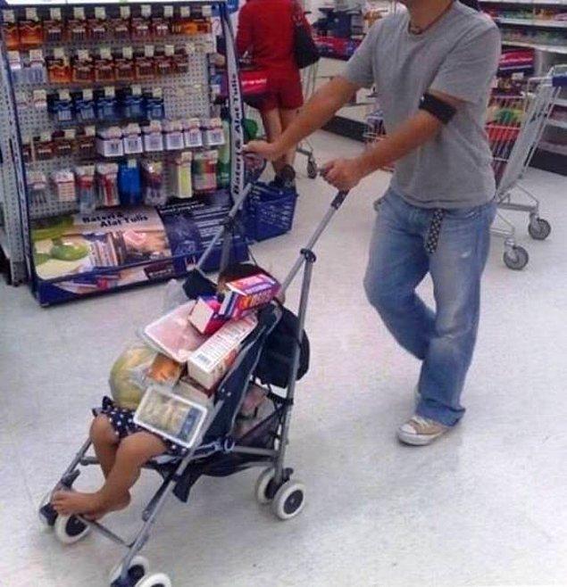 2. Alışveriş seviyesi: Baba