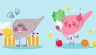 Обязательно проверьте! 6 тревожных признаков того, что ваша печень отравлена токсинами