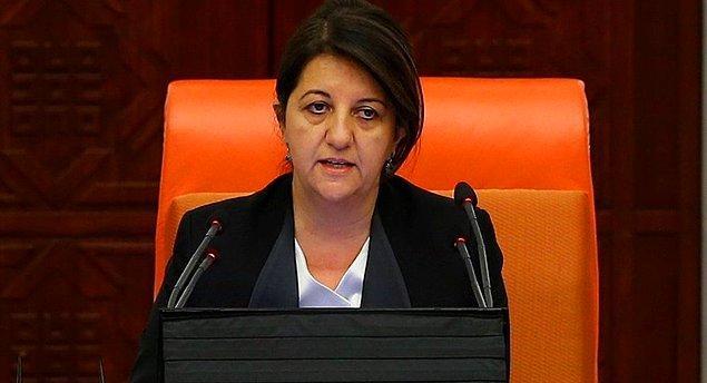 19. Pervin Buldan - İstanbul 1. Bölge - HDP