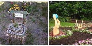 Дачный креатив: Садово-огородный сезон объявляется открытым!