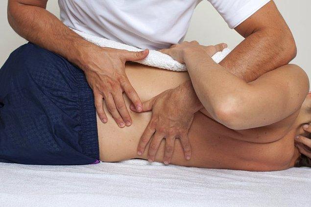 19. Omurga manipülasyonu bel ağrısını geçirir mi?