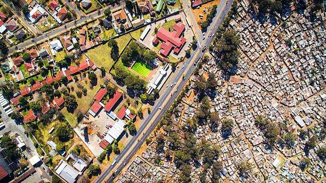Primros, Johannesburg, Güney Afrika