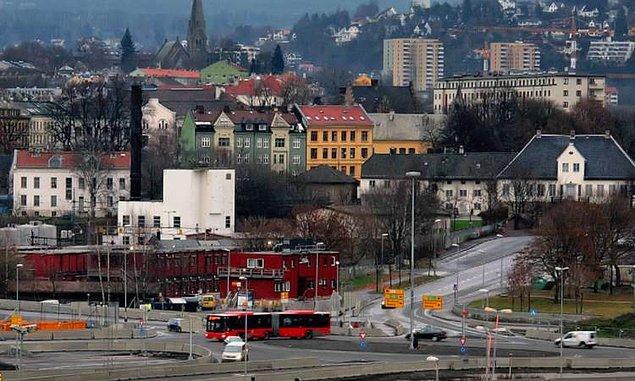 6. Oslo, Norveç - 3.664 $