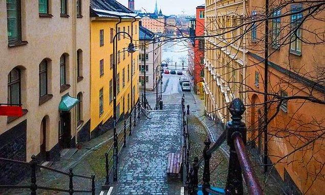 16. Stockholm, İsveç - 2.999 $