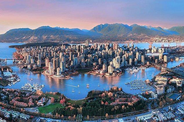 27. Vancouver, Kanada - 2.458 $