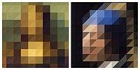 Тест: Лишь 10% населения способно узнать эти знаменитые картины, спрятанные за пикселями
