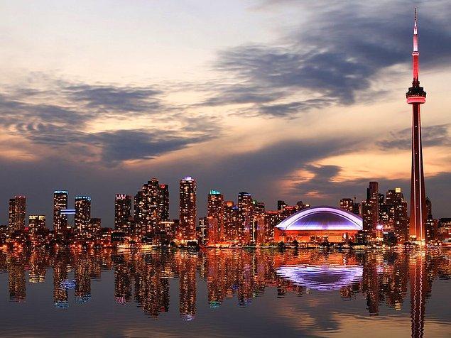 24. Toronto, Kanada — 2,519$