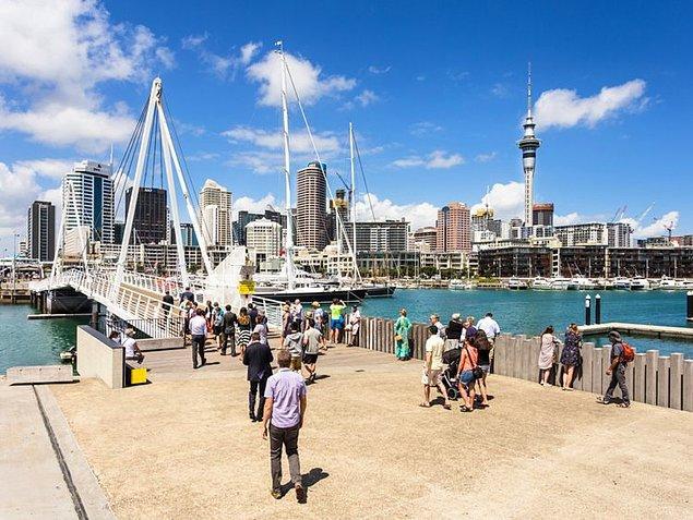 21. Auckland, Yeni Zelanda — 2,723$