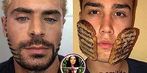 Находчивый итальянец набирает 661000+ подписчиков в Инстаграм, уморительно копируя фото селебрити