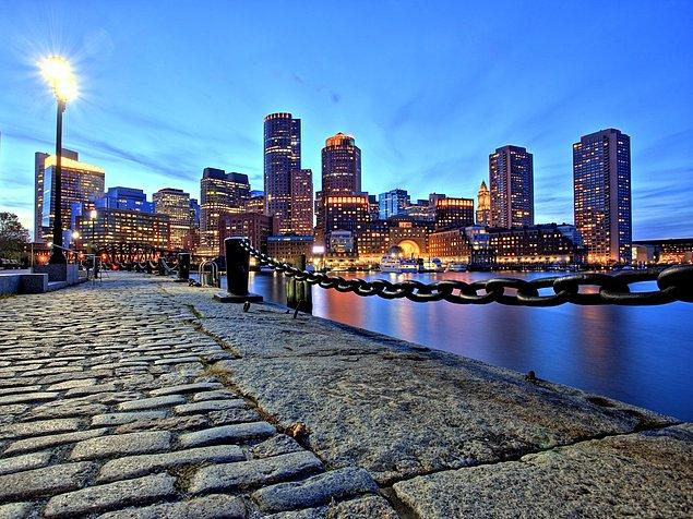 5. Boston, ABD — 3,740$