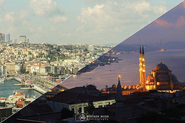 #1 İstanbul Manzarası