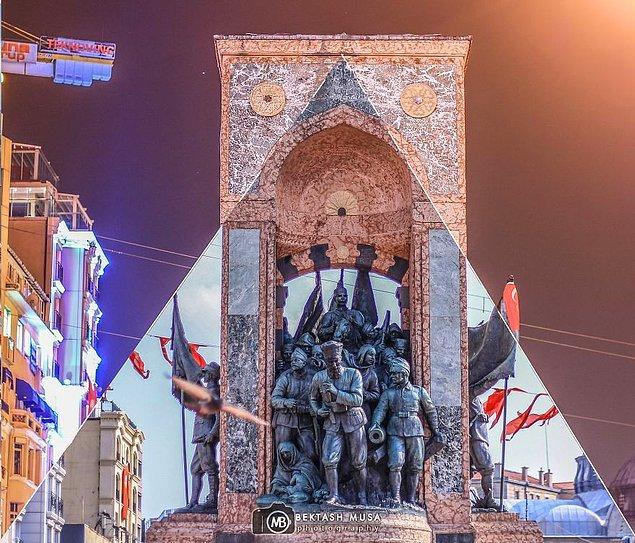 #9 Taksim Anıtı
