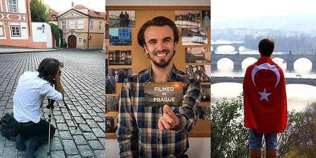 Musa'nın bu güzel çalışmalarını Filmed in Prague adlı Instagram sayfasından takip edebilirsiniz. 👇
