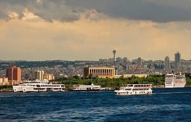 6. Son olarak, Ankara'ya artık bir plaj yapmak şart oldu mu?