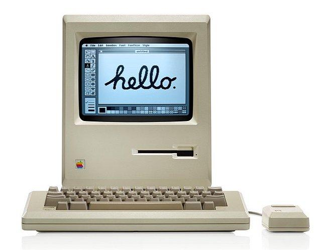 Reklam ilk Macintosh'un satışından iki gün önce 22 Ocak 1984 günü ABD'nin en çok izlenen yayını olan -78 milyon- Super Bowl'un (Amerikan Futbol Ligi'nin final maçı) üçüncü çeyreğinde yalnızca bir kere yayınlandı.