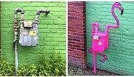 Сделать свой город уютнее: 36 гениальных идей по созданию арт-объектов из уличных железячек