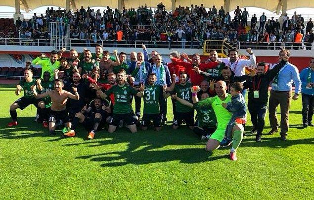 Şile Yıldızspor 🔺 [TFF 3. Lig'e yükseldi]