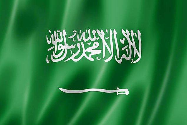 4- Suudi Arabistan