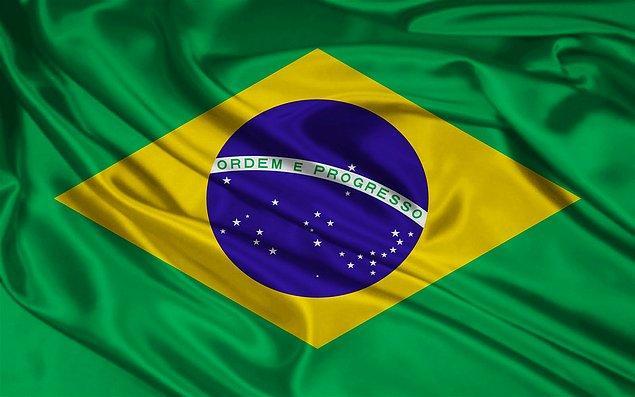 8- Brezilya
