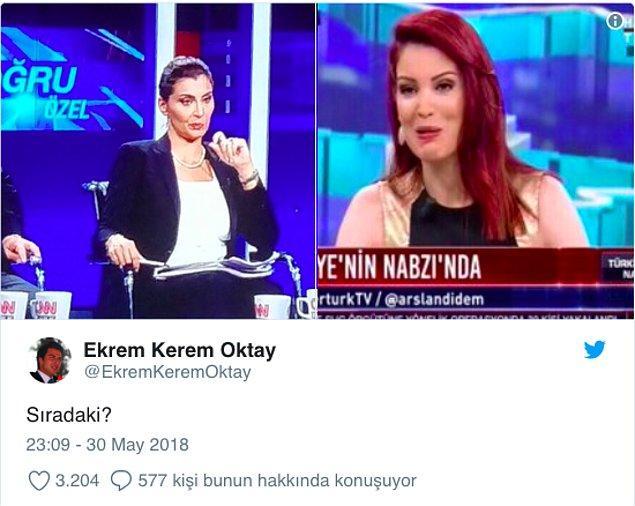 2. Muharrem İnce'nin Haber Türk Canlı Yayın Performansını Mizahıyla Süsleyen 19 Kişi