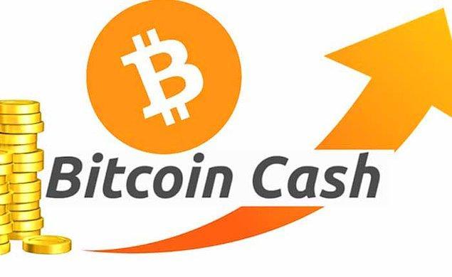 4. Bitcoin Cash (Pazar payı: 17 Milyar Dolar)