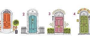 Тест: В какую дверь вы хотите войти? Сделайте выбор, а мы поведаем вам о вашем бессознательном