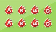 Факты о человеке, которые можно рассказать, зная лишь его группу крови